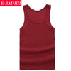 Men t shirts Summer Cotton Slim Fit Men Tank Tops Clothing Bodybuilding Undershirt Golds Fitness tops tees