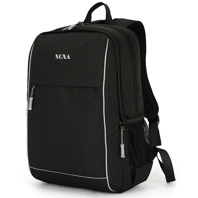 134c00dfc045 Removable Waterproof Backpack Men Casual Daypack for Teenagers Business  Backpack Oxford