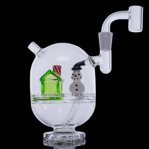 Hotbox Cabin mini dab rig - LE MJ Arsenal