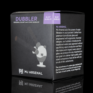The Dubbler Original Double Bubbler Bubbler MJ's Arsenal