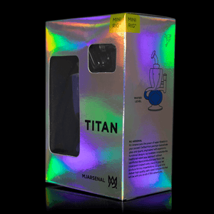 Iriedescent Titan - LE MJ Arsenal
