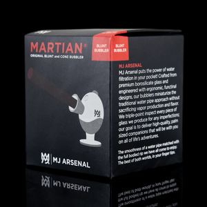 The Martian® Original Bubbler MJ's Arsenal