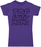 Top Stief Mama  - Damen T-shirt - Mama T-shirt