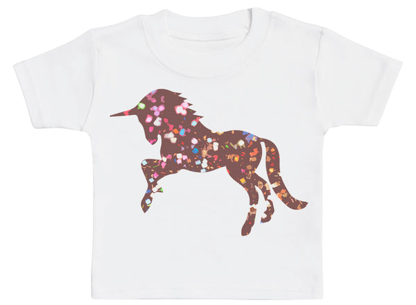 Unicorn Design - Baby T-Shirt