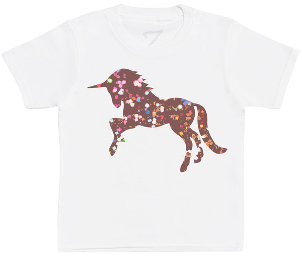 Unicorn Design- Kinder T-Shirt