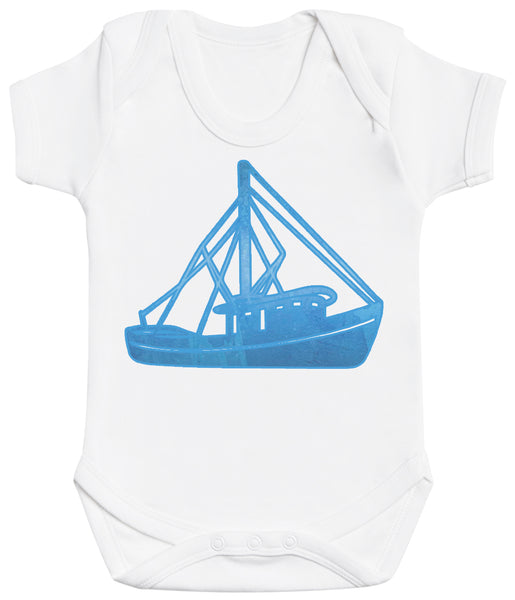 Sailing Boat Design - Baby Body