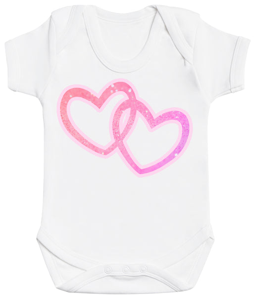 Outline Dual Heart - Baby Body