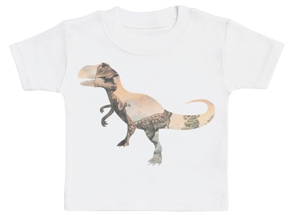 T-Rex Design - Baby T-Shirt