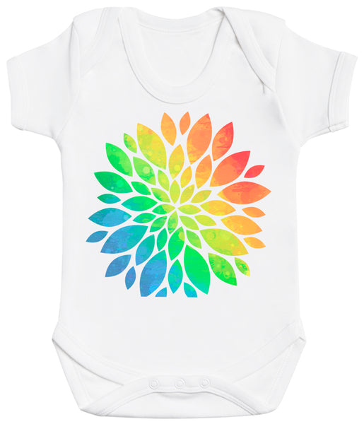 Rainbow Flower - Baby Body