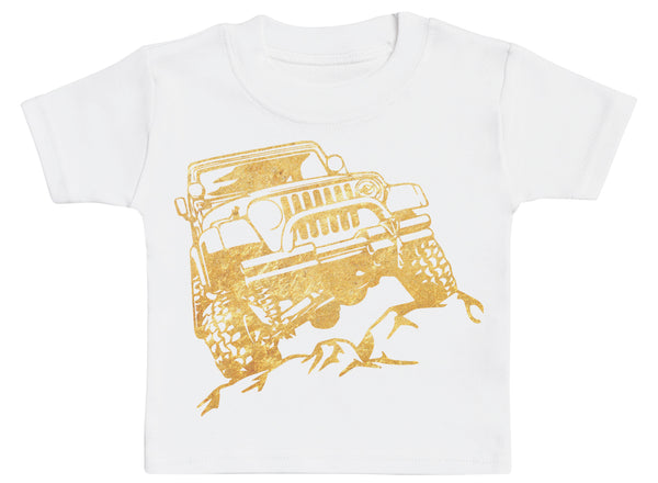 Off-Roading - Baby T-Shirt