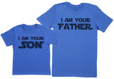 I Am Your Son & I Am Your Father - Passende Vaterl Kind Geschenk-Set Kinder