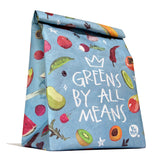 "Youshi Lunch Bag ""Greens by All Means"""