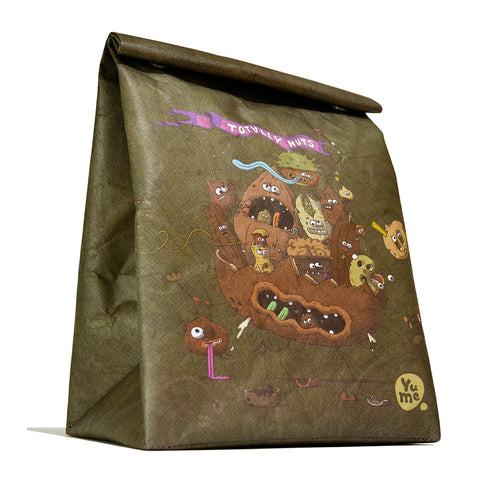 "Youshi Lunch Bag ""Totally Nuts"""