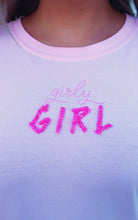Girly Girl Tee: Powder Pink