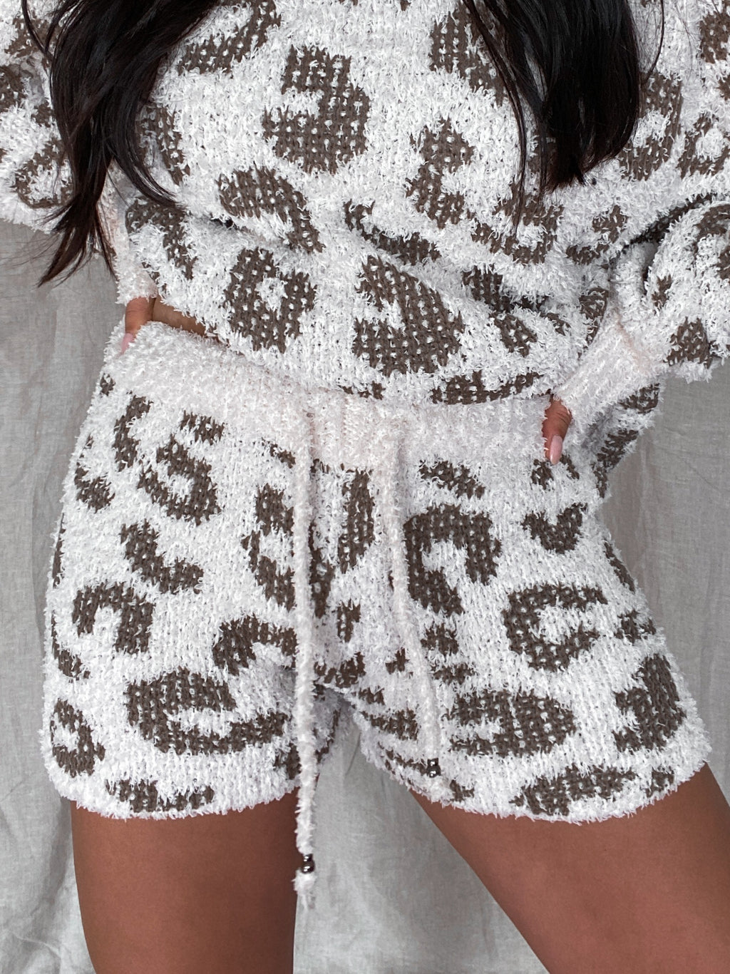 Wild Dreams Shorts: Leopard