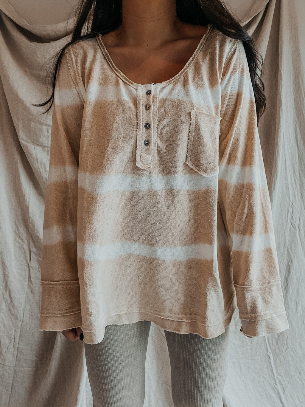PRE-ORDER: Such A Dream Top: Ivory