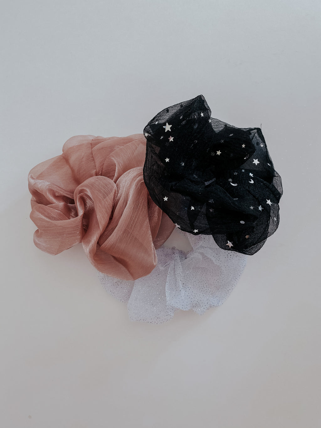 The Kylie Scrunchies: Multi