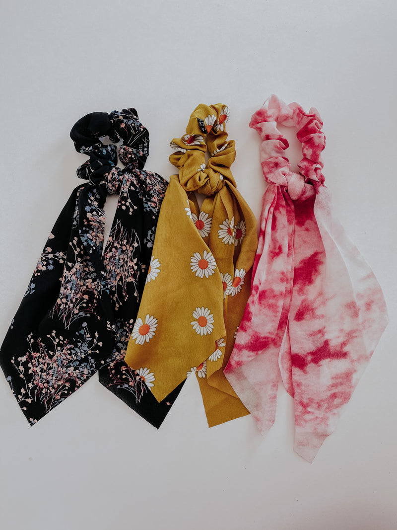 The Sadie Scrunchies: Multi