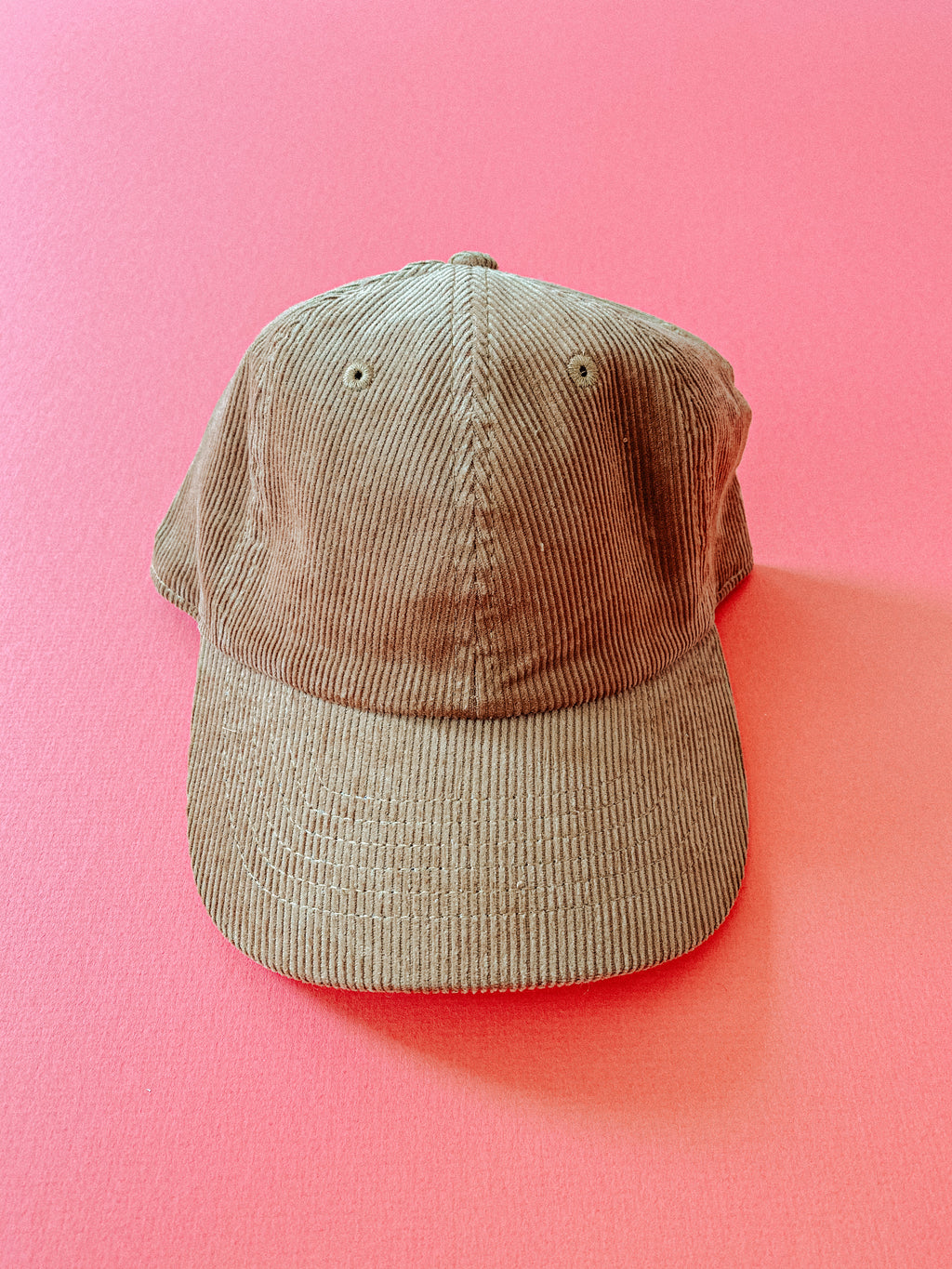 The Cora Hat: Camel