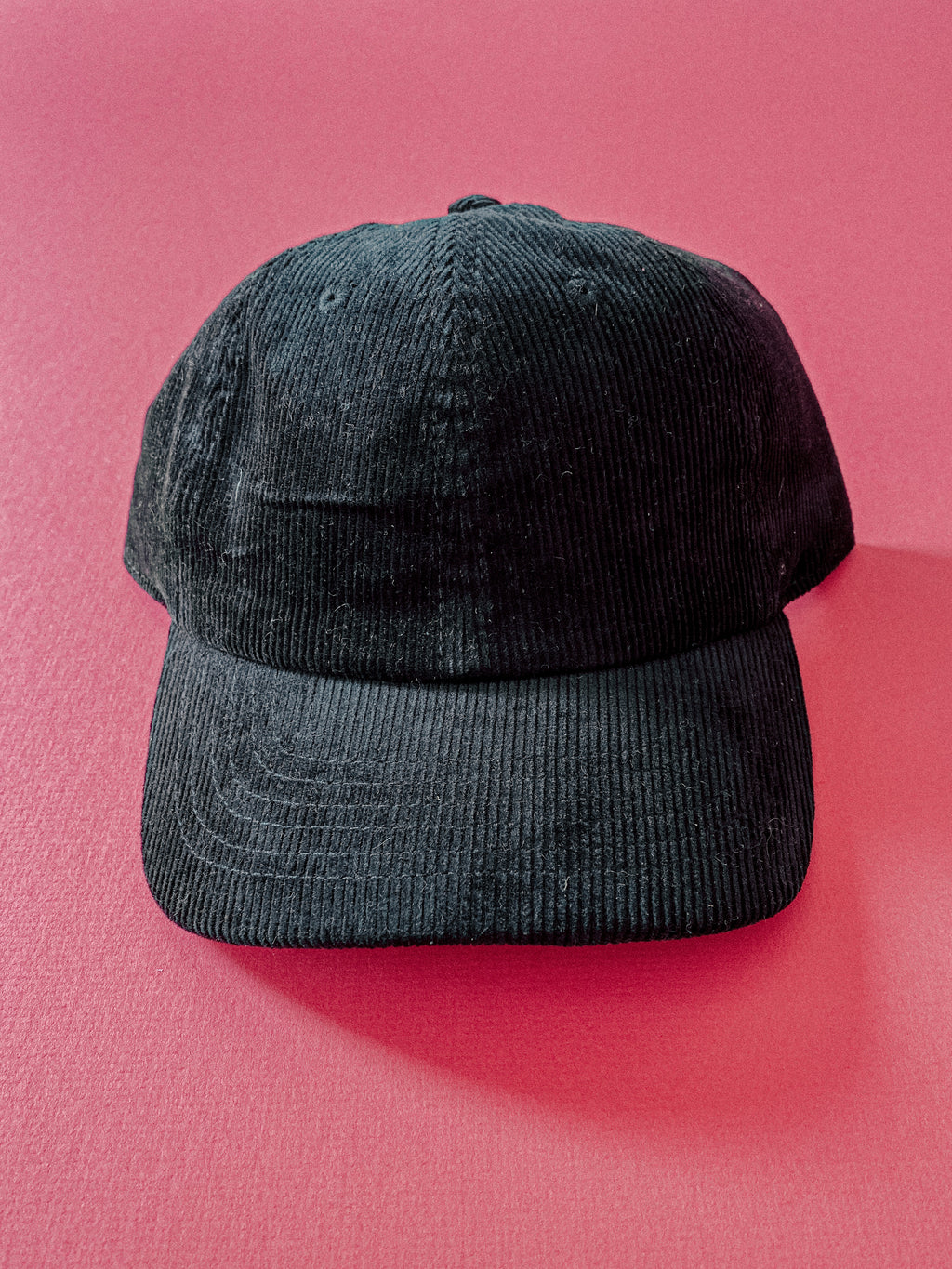 The Cora Hat: Black