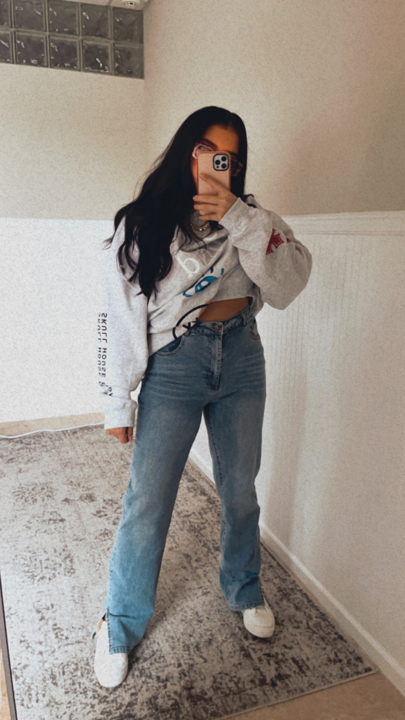 What Boyfriend Jeans: Denim