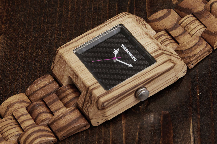 African Zebrawood Collection