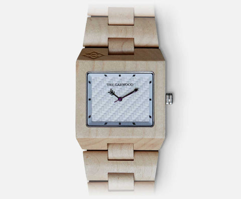Angeleno Wood Watch