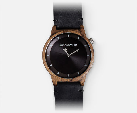 Eclipse Special Edition Wood Watch (40mm)
