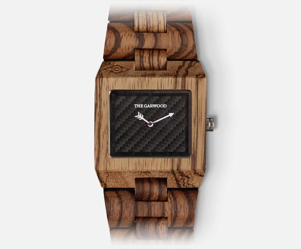 Bukavu Wood Watch