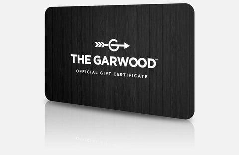 The Garwood Gift Card