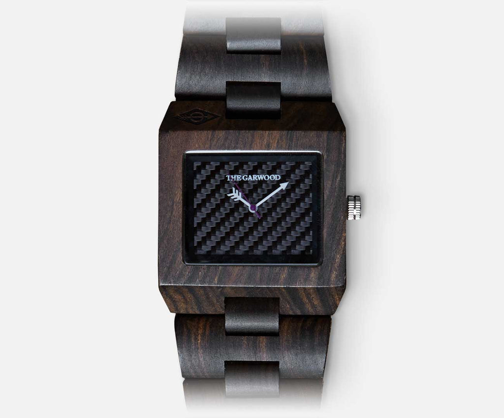 Kuta Wood Watch