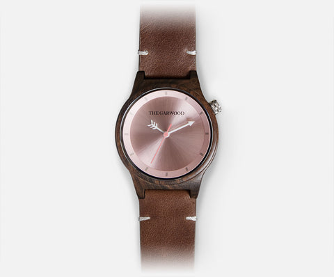 CRUSH Wood Watch (30mm)