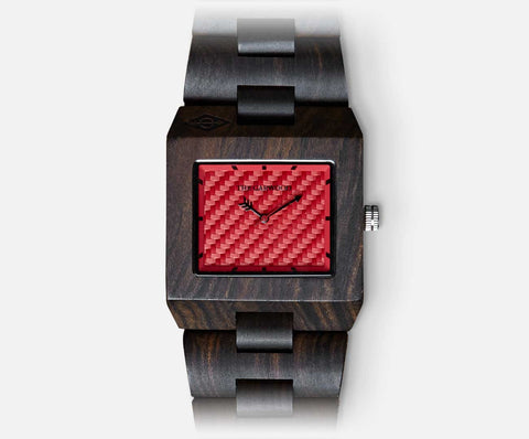 Sumo Wood Watch