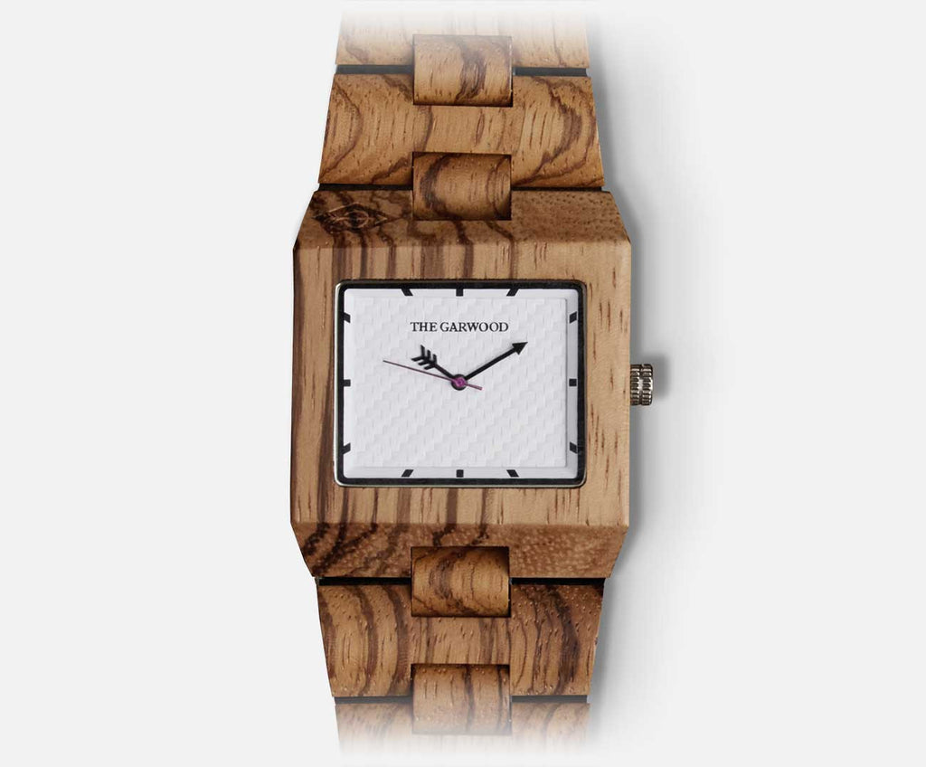 Wakati Wood Watch