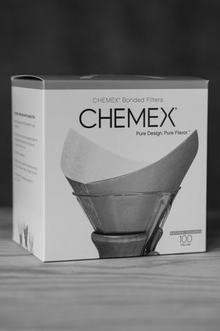 Chemex Natural Square Paper Filter