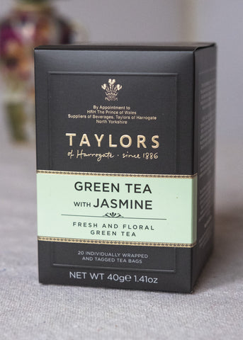 Taylors of Harrogate Green Tea with Jasmine