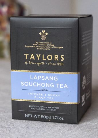 Taylors of Harrogate Lapsang Souchong Tea