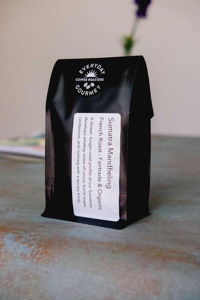 Sumatra French Roast - Fairtrade & Organic