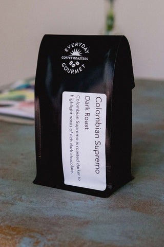 Colombian Supremo Dark Roast