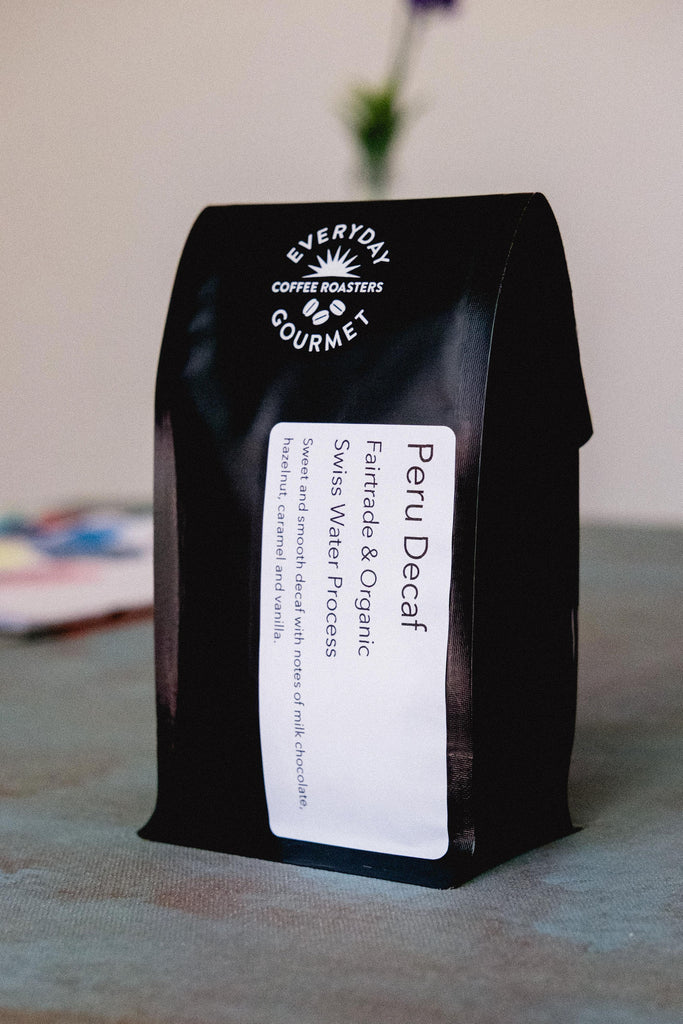 Decaf Peruvian Fair Trade Organic