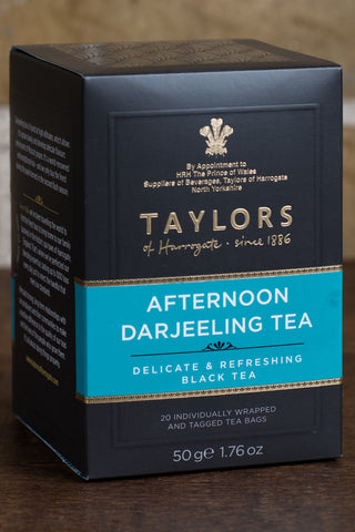 Taylors of Harrogate - Afternoon Darjeeling Tea