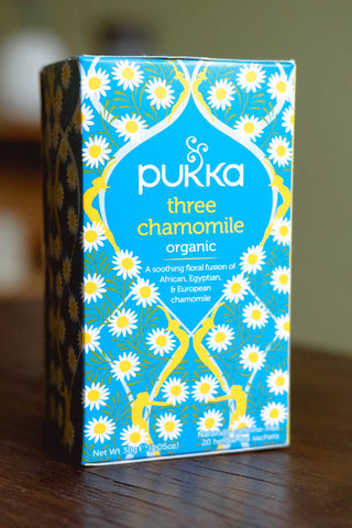 Organic Three Chamomile