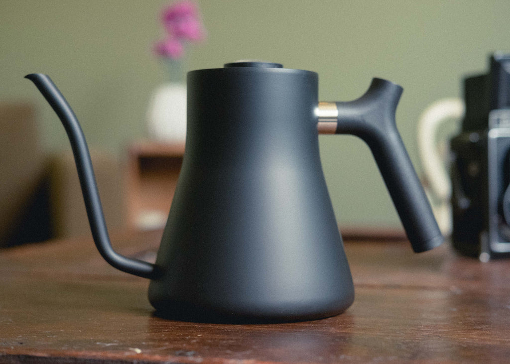 Fellow Stagg Pourover Kettle - Matte Black