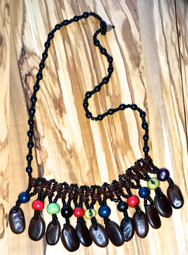 Maicena Seed Necklace