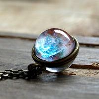 Galaxy Necklace Pendant