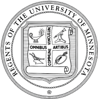 Regents of the University of Minnesota Duluth Badge