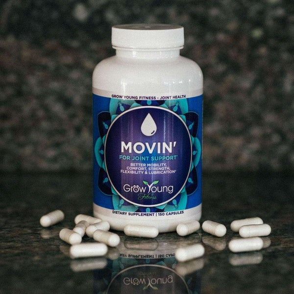 Movin' - Joint Pain Support