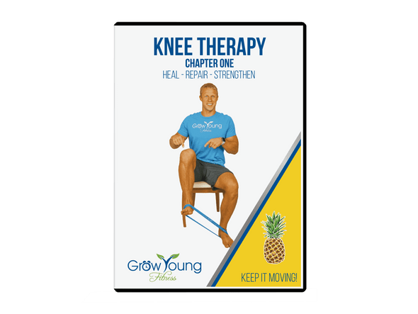 Knee Therapy DVD