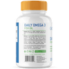 Daily Omega 3 Fish Oil