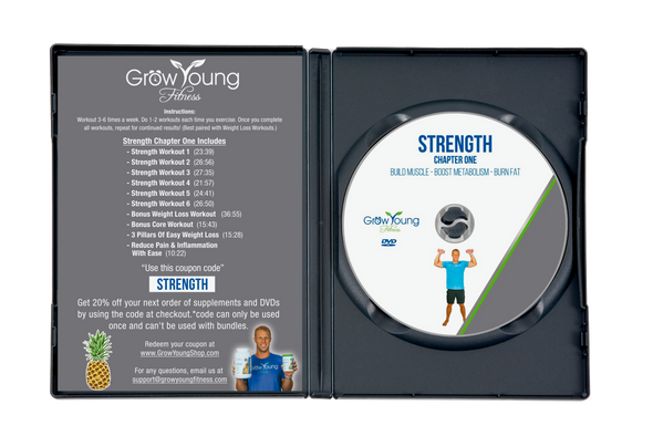 Strength DVD